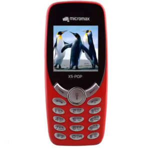 Micromax-X1i-Pop-mobile-red
