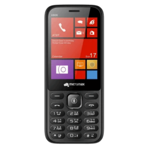 Micromax-X809-Mobile-Black