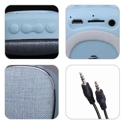 Zebronics ZEB-PASSION Bluetooth Speaker