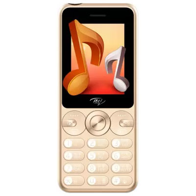Itel IT5092 Muzik 400 Dual Sim Mobile