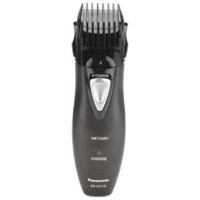 Panasonic ER-GY10-K44B Runtime: 50 min Trimmer for Men (Black)