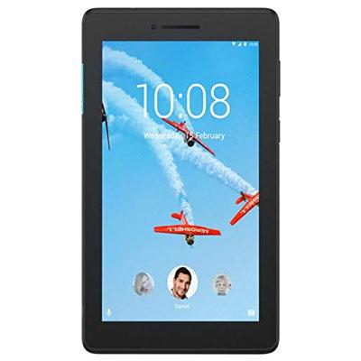 Lenovo Tab E7, Tb-7104I Tablet (7 inch, 8GB + WI-FI + 3G + Voice Calling) - Slate Black