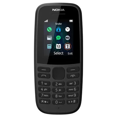 Nokia 105 Mobile feature phone