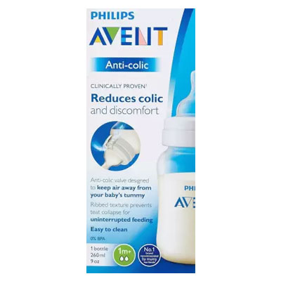 Philips Avent Anti Colic - 260ml (White)