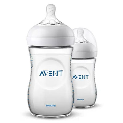 Philips Avent NATURAL 2.0 BOTTLE 330ml (White)