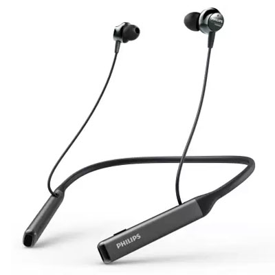 Philips TAPN505 Hi-Res Audio Wireless in-ear Headphones Bluetooth Headset