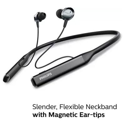 Philips TAPN505 Hi-Res Audio Wireless in-ear Headphones Bluetooth Headset