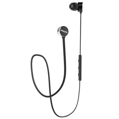 Philips UpBeat TAUN102 Wireless Bluetooth Headset