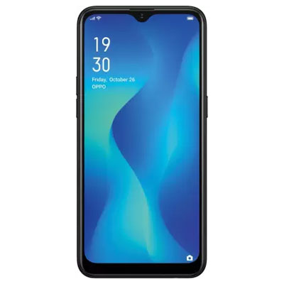 OPPO A1K 2GB RAM - 32GB (Black) Smart Mobile