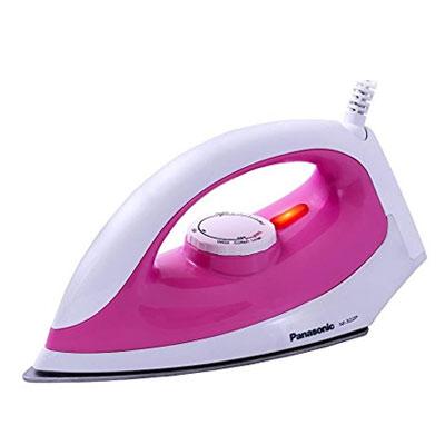 Panasonic NI-322P 1100-Watt Dry Iron (Pink)