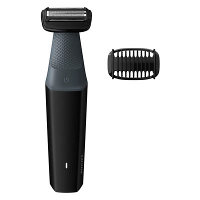 Philips BG3006 Body Groomer - Skin Friendly, Showerproof, Body Hair Shaver and Trimmer