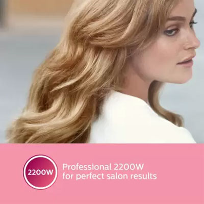 Philips HP8232 Professional Thermo Protect Ionic Hair Dryer
