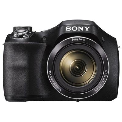 Sony-Cyber-Shot-DSC-H300-E32-Point-&-Shoot-Digital-Camera-Openbox