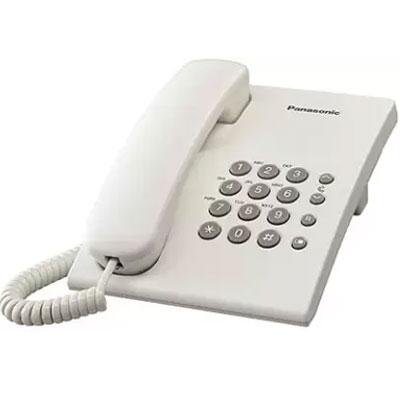 Panasonic KX-TS500MXBD Corded Landline Phone