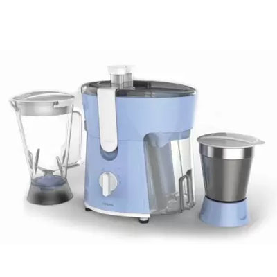 Philips Amaze HL7575 600-Watt Juicer Mixer Grinder with 2 Jars