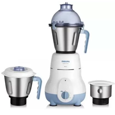 Philips HL1643 600-Watt Simply Silent Vertical Mixer Grinder