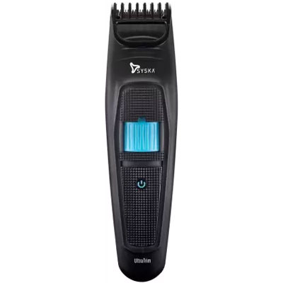 Syska-HT100U-Runtime-45-min-Trimmer-for-Men-&-Women-(Black)