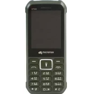 Micromax X744 (Green)