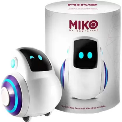 Miko My Companion Emotix PURPLE