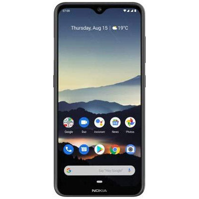 Nokia 7.2 Charcoal, 64GB 4GB RAM Mobile