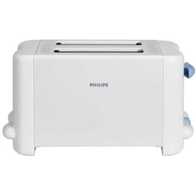 Philips HD4815/28 800 W Pop Up Toaster (White)