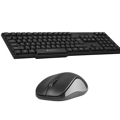 Zebronics COMPANION-107 Wireless Laptop Keyboard