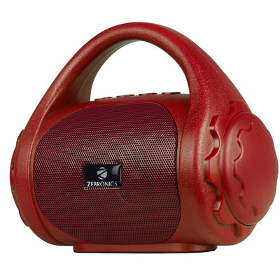 Zebronics-Zeb-County-Bluetooth-Speaker-with-Built-in-FM-Radio-Red