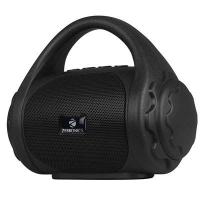 Zebronics Zeb-County Bluetooth Speaker with Built-in FM Radio