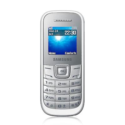 Samsung Guru 1200 white Openbox