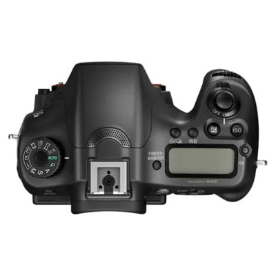 Sony Alpha A68 Mirrorless Camera with 18-55 MM Lens