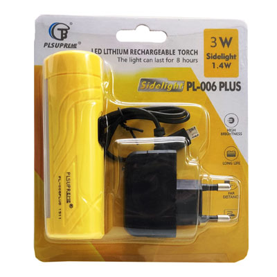 PLSUPREME PL-006 Torch yellow