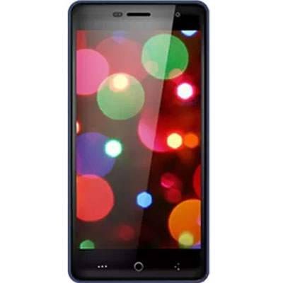 Celkon Diamond UFEEL 4G (BLACK + DARK BLUE, 16 GB) (2 GB RAM)