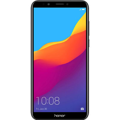 Honor 7C Smart Phone Black (3GB RAM & 32GB ROM) Openbox