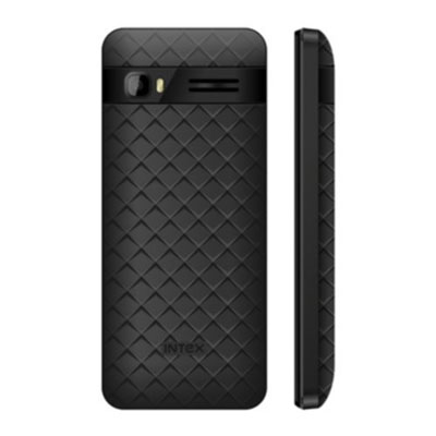 Intex MEGA 2400 MOBILE PHONE BLACK