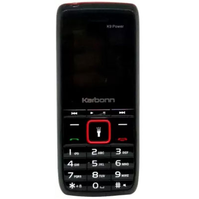 KARBONN K9 POWER BLACK-RED