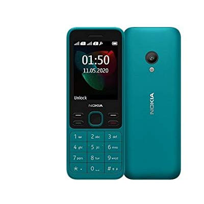 Nokia 150 (2020) (Cyan)