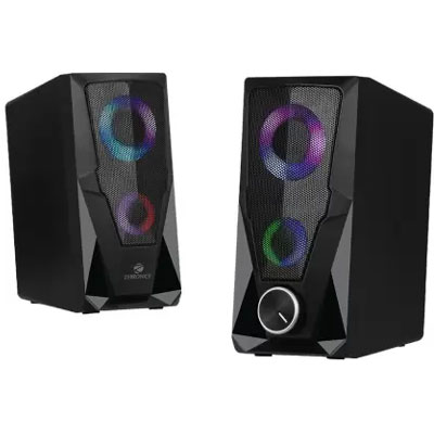 Zebronics ZEB-WARRIOR 10 W Laptop/Desktop Speaker