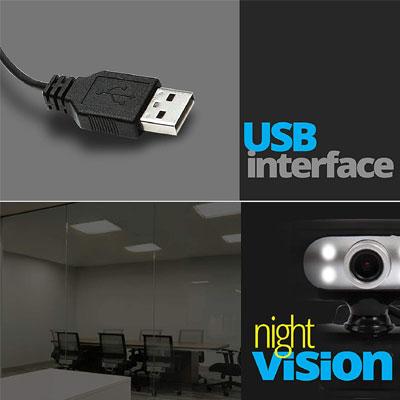 Zebronics Zeb-Ultimate Pro Full HD High resolution Webcam (Black)