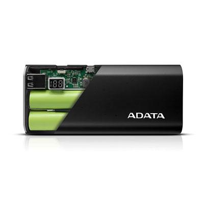 ADATA A12500D Dual USB Fast Charging Digital Disply Power bank