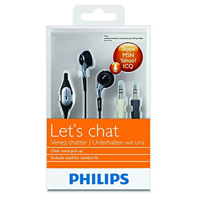 PHILIPS SHM3100U EP BLACK