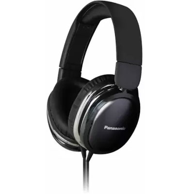Panasonic RP-HX350ME Black Headphone