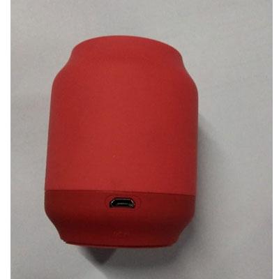 Philips BT51A Bluetooth Speake Red