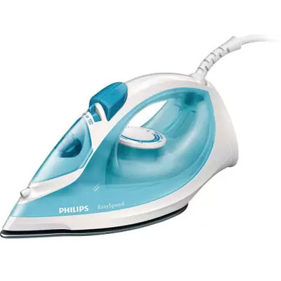 Philips GC1028/20 Easy Speed 2000 W Steam Iron (Blue)