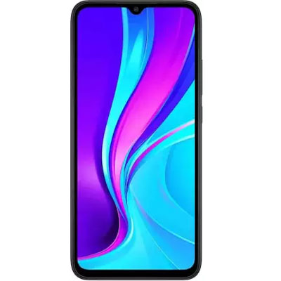 Redmi 9 (Carbon Black, 64 GB) (4 GB RAM)