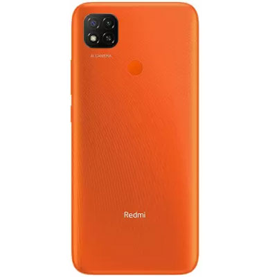 Redmi 9 (Sporty Orange, 64 GB) (4 GB RAM)