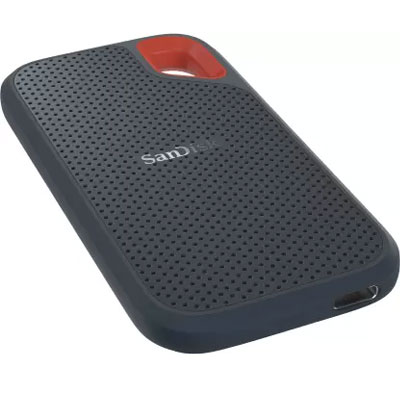 Sandisk 1TB SSD USB-C, USB 3.1, for PC & Mac & IP55 Rated