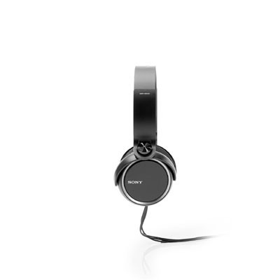 Sony Extra BassMDR-XB250 Headphones Black