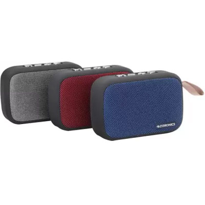 Zebronics Delight Portable Wireless Bluetooth Speaker