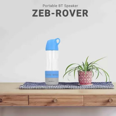 Zebronics ROVER Bluetooth Portable Speaker ( Blue )