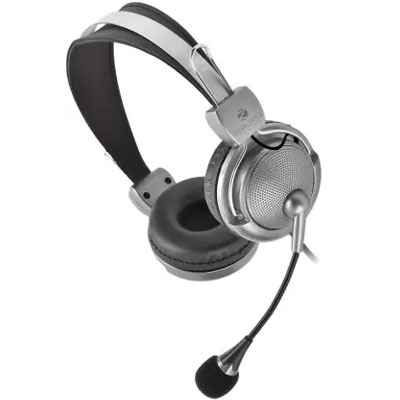 Zebronics ZEB-SUPREME Wired Headset (Black)